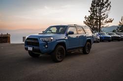 Toyota 4 Runner TRD Pro