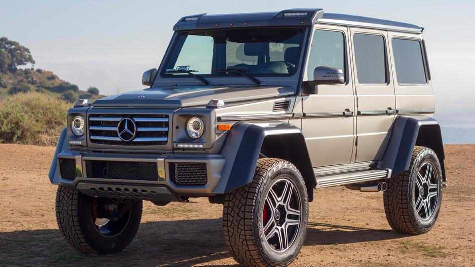 Mercedes Benz 4x4 G63