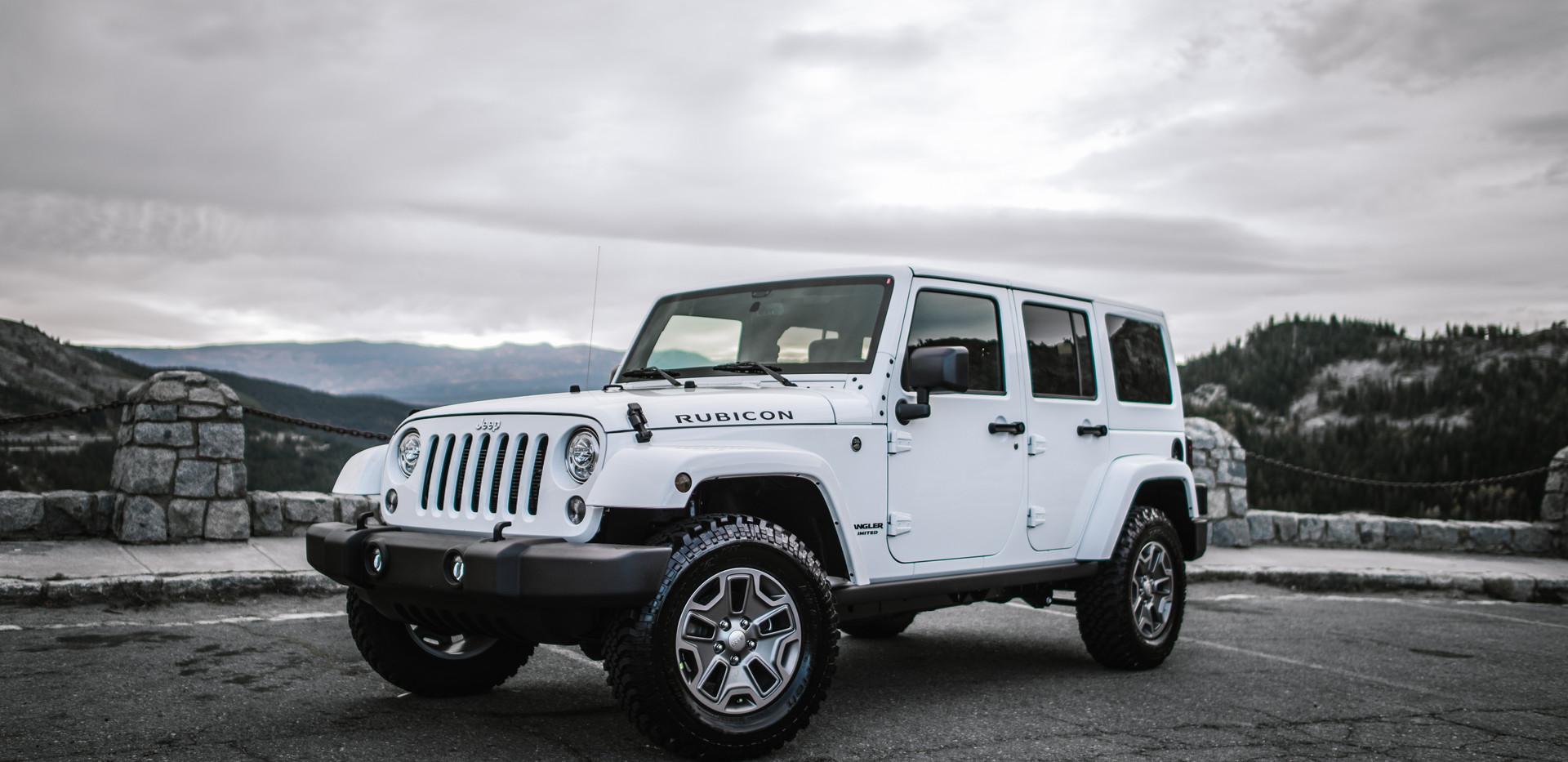 Jeep Wrangler Unlimited Sahara 4WD