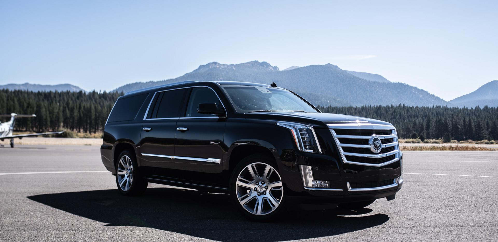 Cadillac Escalade ESV 4WD