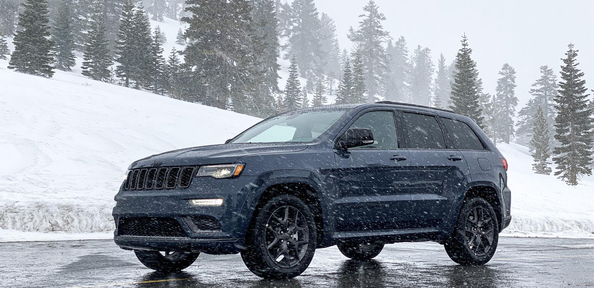 Jeep Grand Cherokee Limited X