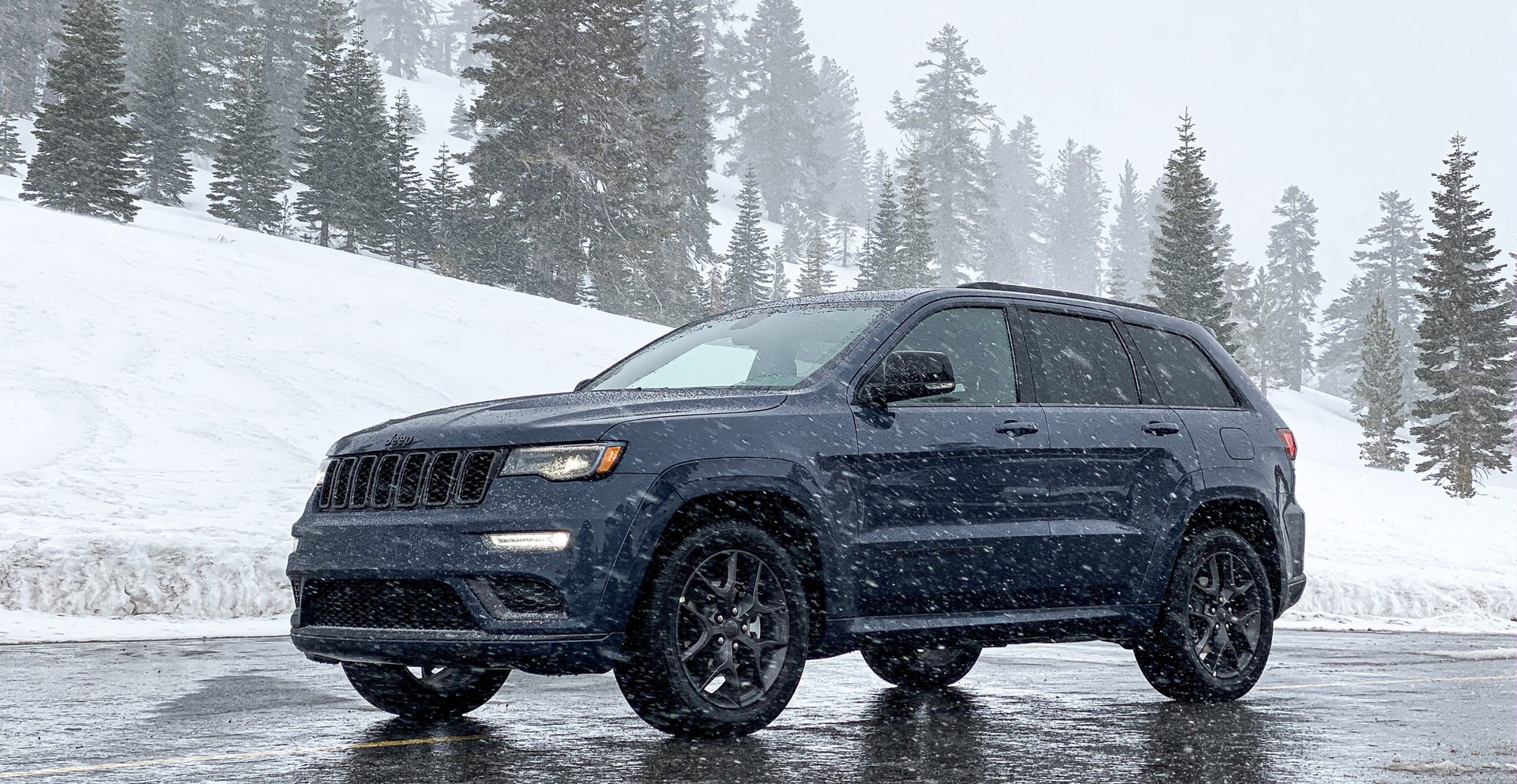 Jeep Grand Cherokee - Limited X