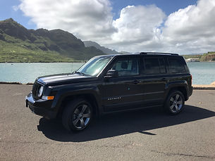 Jeep Liberty Kuaui Rental Cars