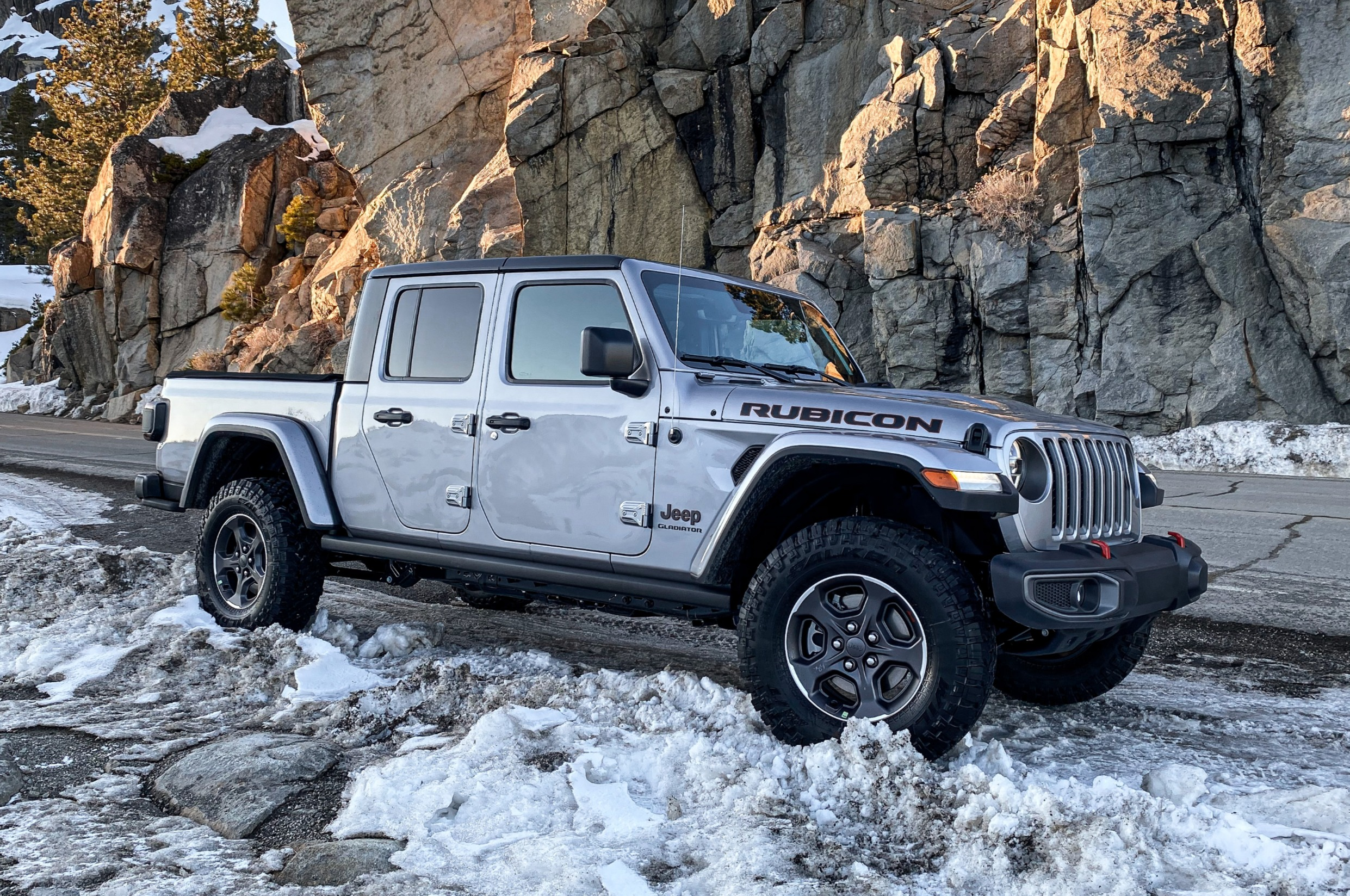 Jeep Gladiator Rubicon 4x4