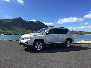 Jeep Compass Kuaui Rental Cars