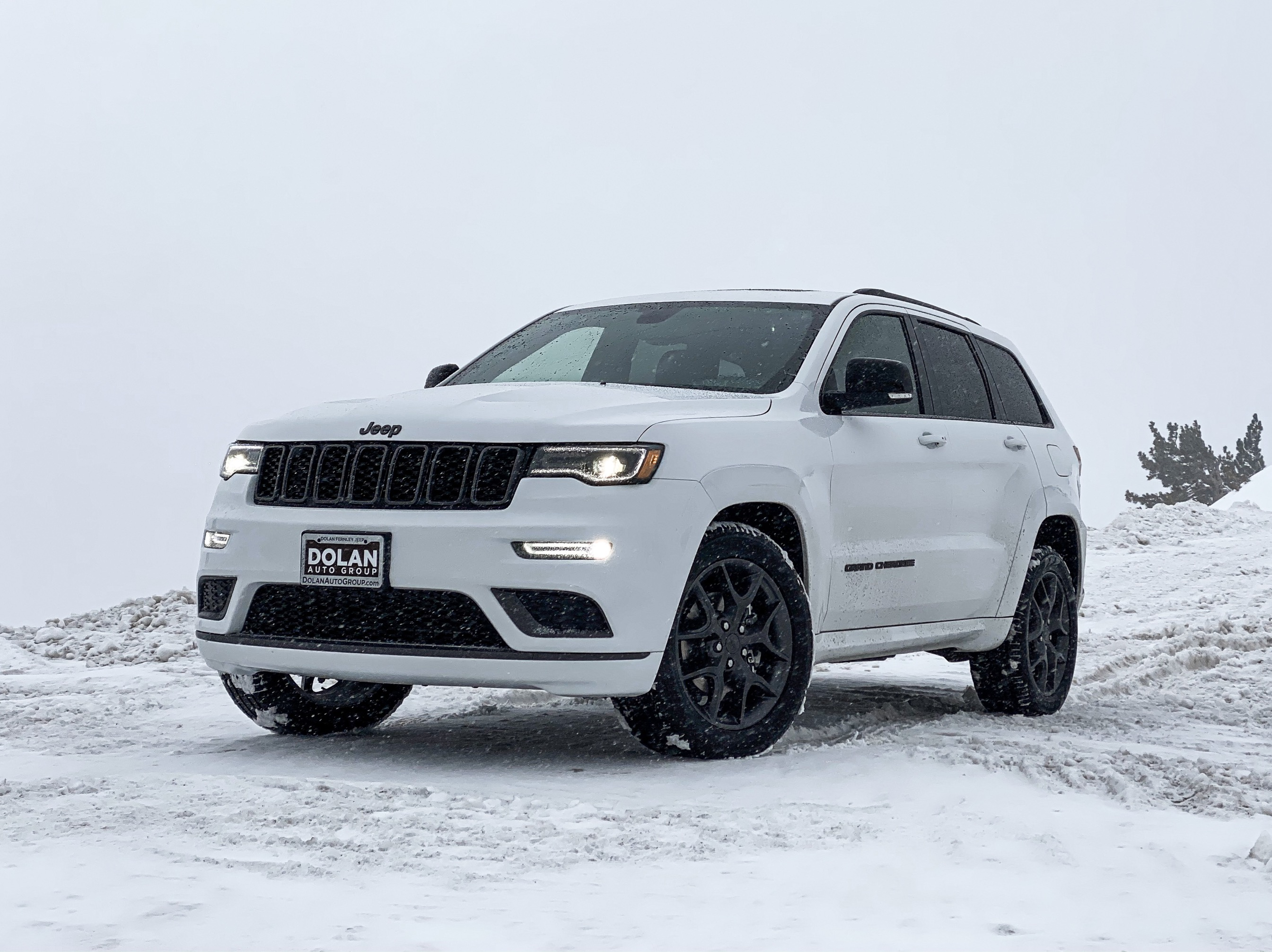 Jeep Grand Cherokee Limited X 4x4