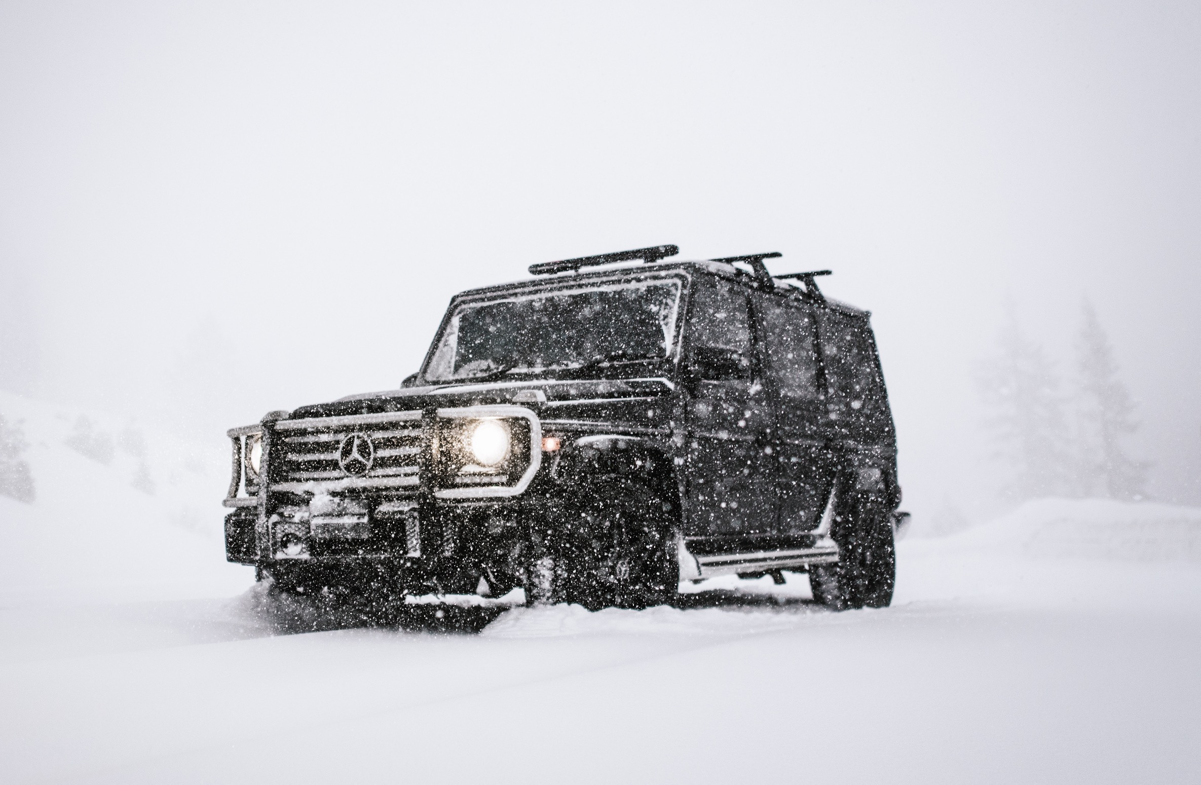 Mercedes Benz G 550 G Wagon