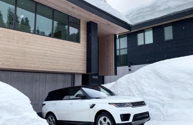 Range Rover Sport 4WD