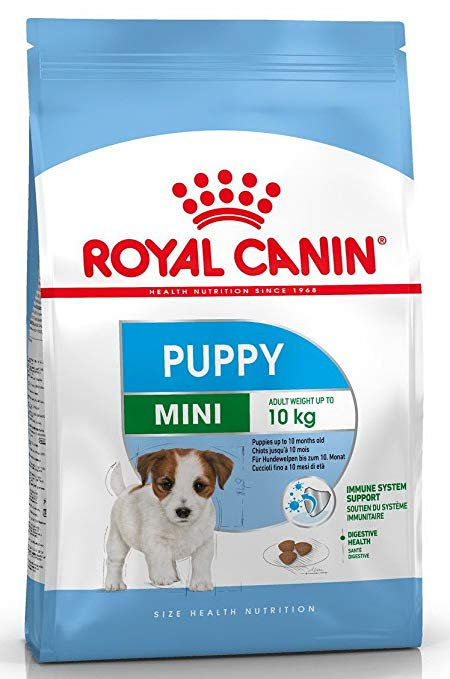 Royal Canin Mini Puppy for growing puppies & Upto 10 months old