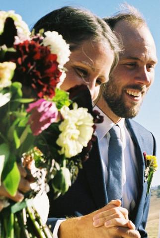 Andrew and Sharon Elia
