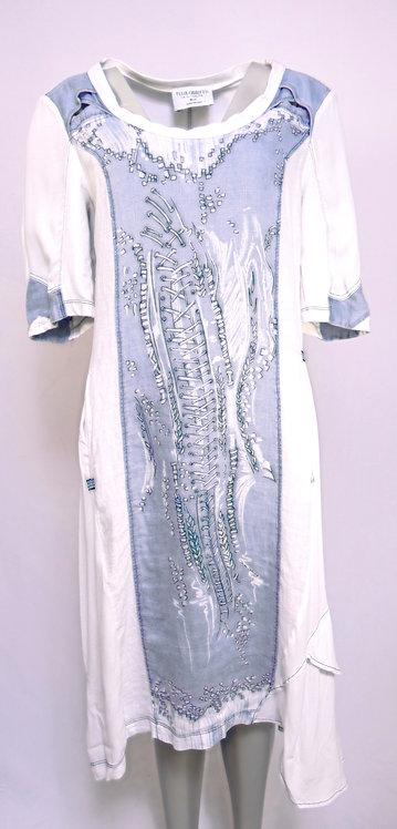 Elisa Cavaletti Lace design dress