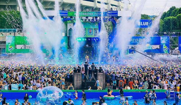 WATERBOMB Festival 2021 (Seoul)