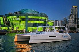 Han River Sevit Island Yacht Experience (pets allowed)
