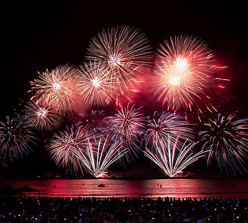 Pohang International Fireworks Festival 2021
