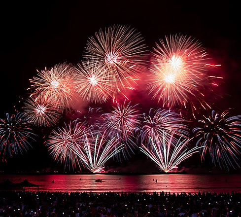 Pohang International Fireworks Festival 2020