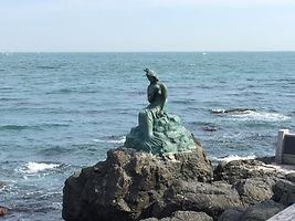 Dongbaek Island - Mermaid Statue & Getting There | Busan, South Korea