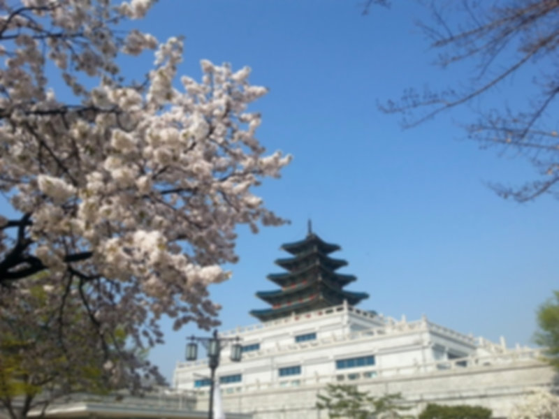 National Folk Museum & getting there | Seoul, South Korea