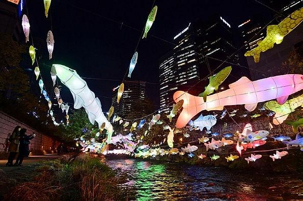 Seoul Lantern Festival 2021
