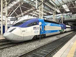 KTX Train from Seoul to Busan | KoreaToDo