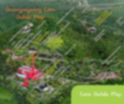 Guide Map of Gwangmyeong Cave | South Korea