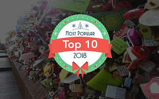 Top 10 Most Popular Attractions