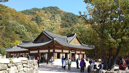 Seoraksan National Park & Getting There | Overnight Trip from Seoul, South Korea