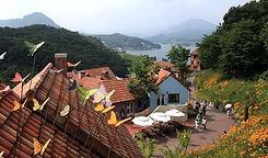 Nami Island, Gangchon Rail Bike, Petite France & Garden of Morning Calm Day Tour