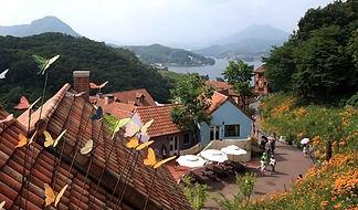 Gapyeong: Nami Island / Petite France / The Garden of Morning Calm / Gapyeong Rail Park