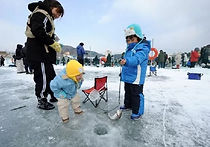 Recommended Day Tours from Seoul - Pyeongchang Trout Festival & Ice Fishing Day Tour | KoreaToDo