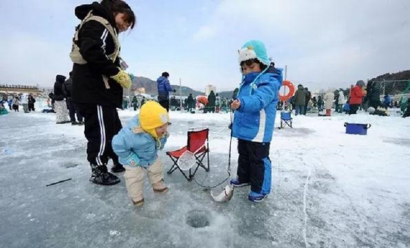 Pyeongchang Trout Festival 2020