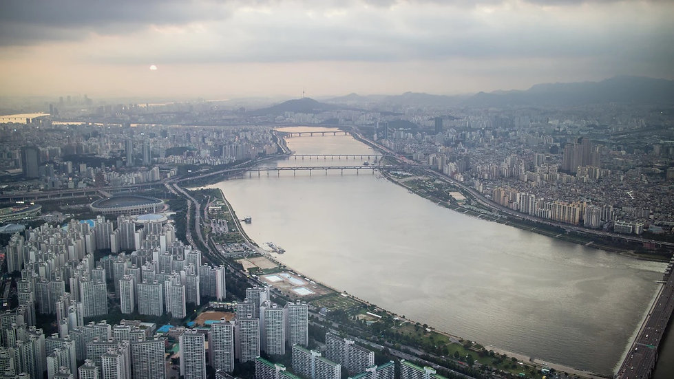 Best Area to Stay in Seoul - Han River | KoreaToDo