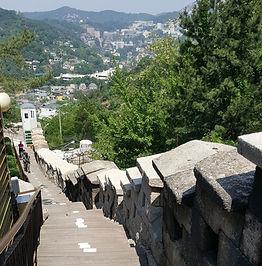 Seoul City Wall Hike (Baegak Mt. Trail)