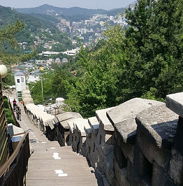 Seoul City Wall Hike (Baegak Mt. Trail)