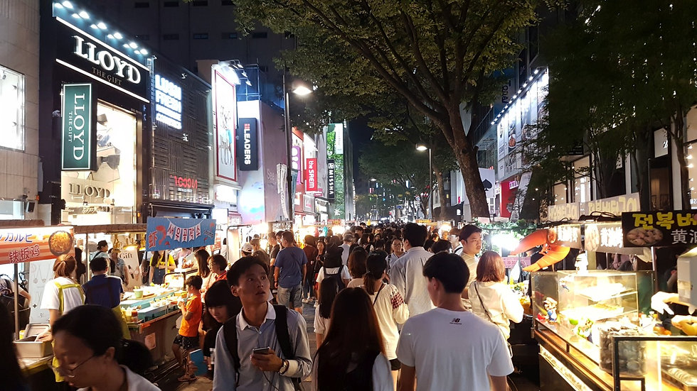 Myeongdong 25 Best Street Food | Seoul, South Korea