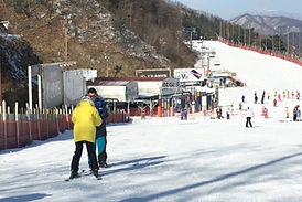 Ski/snowboard Private Lesson: Elysian Gangchon Ski Resort (Lesson Only)