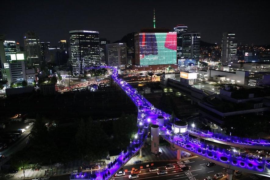 Seoullo 7017 & Getting There | Seoul, South Korea
