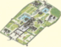 Map of Gyeongbokgung Palace | Seoul, South Korea