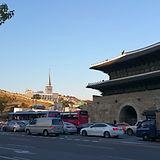 Seoul City Wall(Hyehwamun Gate - Heungin