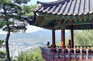 Top Hidden Places in Seoul - Naksan Park | KoreaToDo