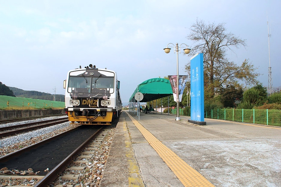 DMZ Train & Getting There | Day Trip from Seoul, South Korea
