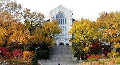 TOP Autumn Foliage Places in/outside Seoul - Ewha Womans University | KoreaToDo