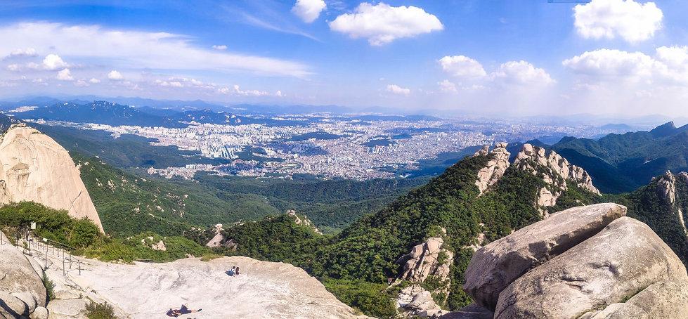 Bukhansan National Park - Baegundae Peak | KoreaToDo
