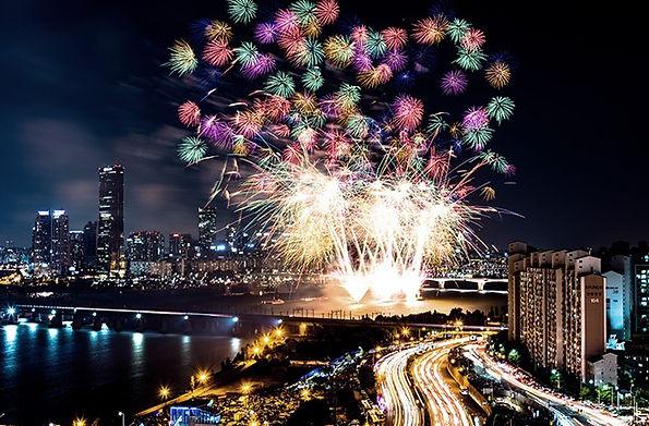 Seoul International Fireworks Festival 2020