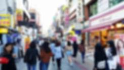 Sungshin Women's UniversityShopping District & Getting Thre | Seoul, South Korea