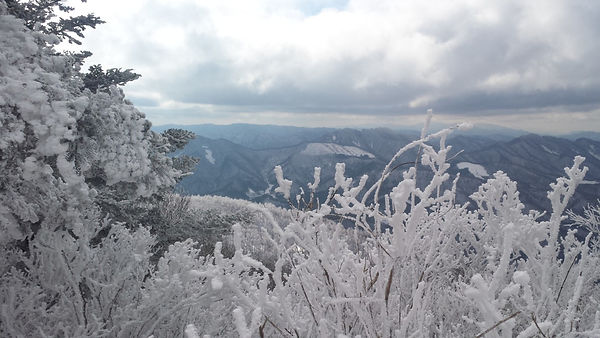High1 Resort - View from Mountain Top | South Korea
