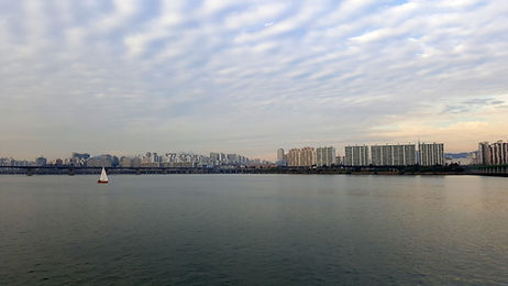 Yeouido Hangang Park - Sunset view & Getting There | Seoul, South Korea