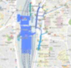 Seoul Station Map | KoreaToDo
