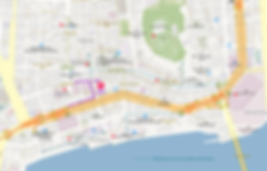 Getting to BIFF Square & Location Map of Top Places around | Busan, South Korea