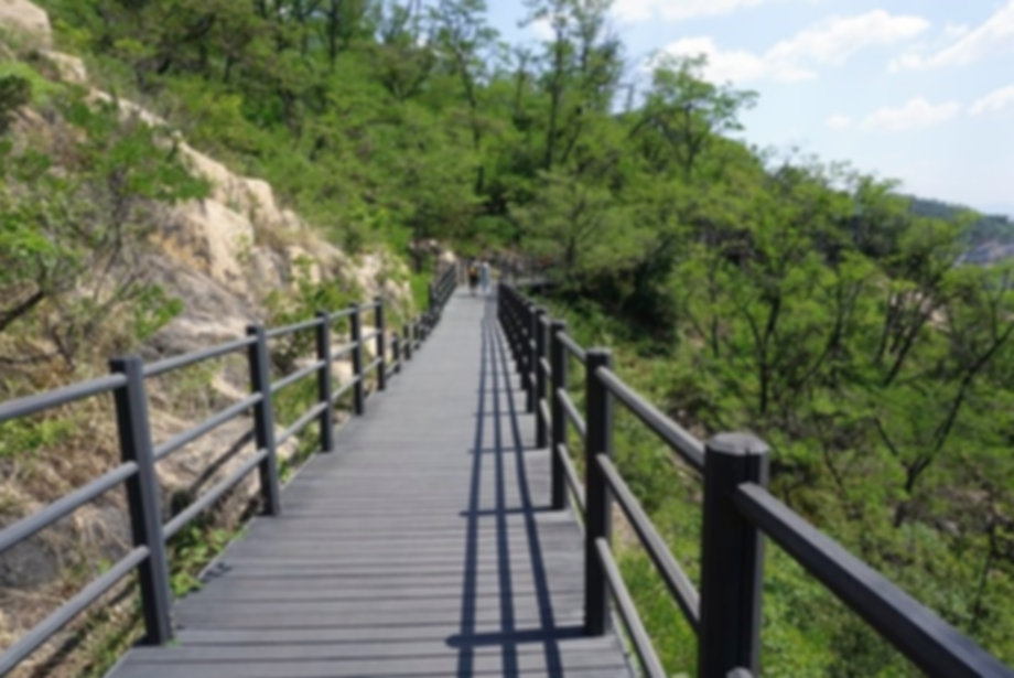 Mountain Ansan Jarak-gil Trail & getting there | Seoul, South Korea