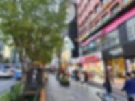 Gangnam Shopping Street & Getting There | Seoul, South Korea